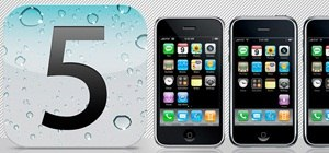 Upgrade Your Old iPhone or iPod touch to iOS 5