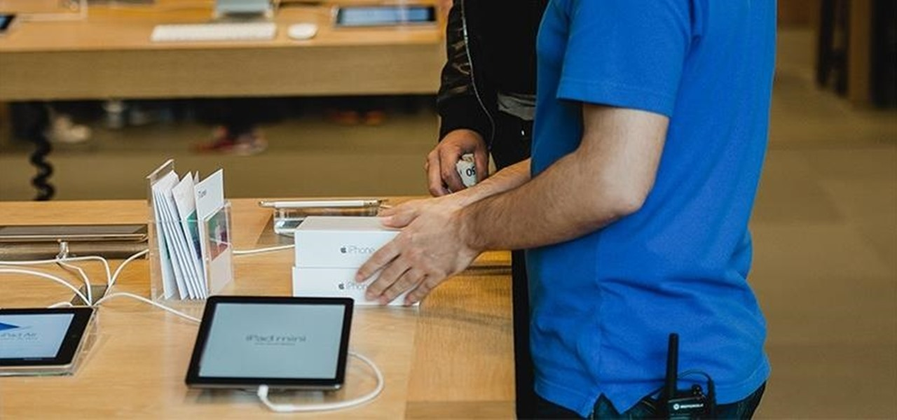 Get Alerts for When Your Local Apple Store Has an iPhone 6 in Stock