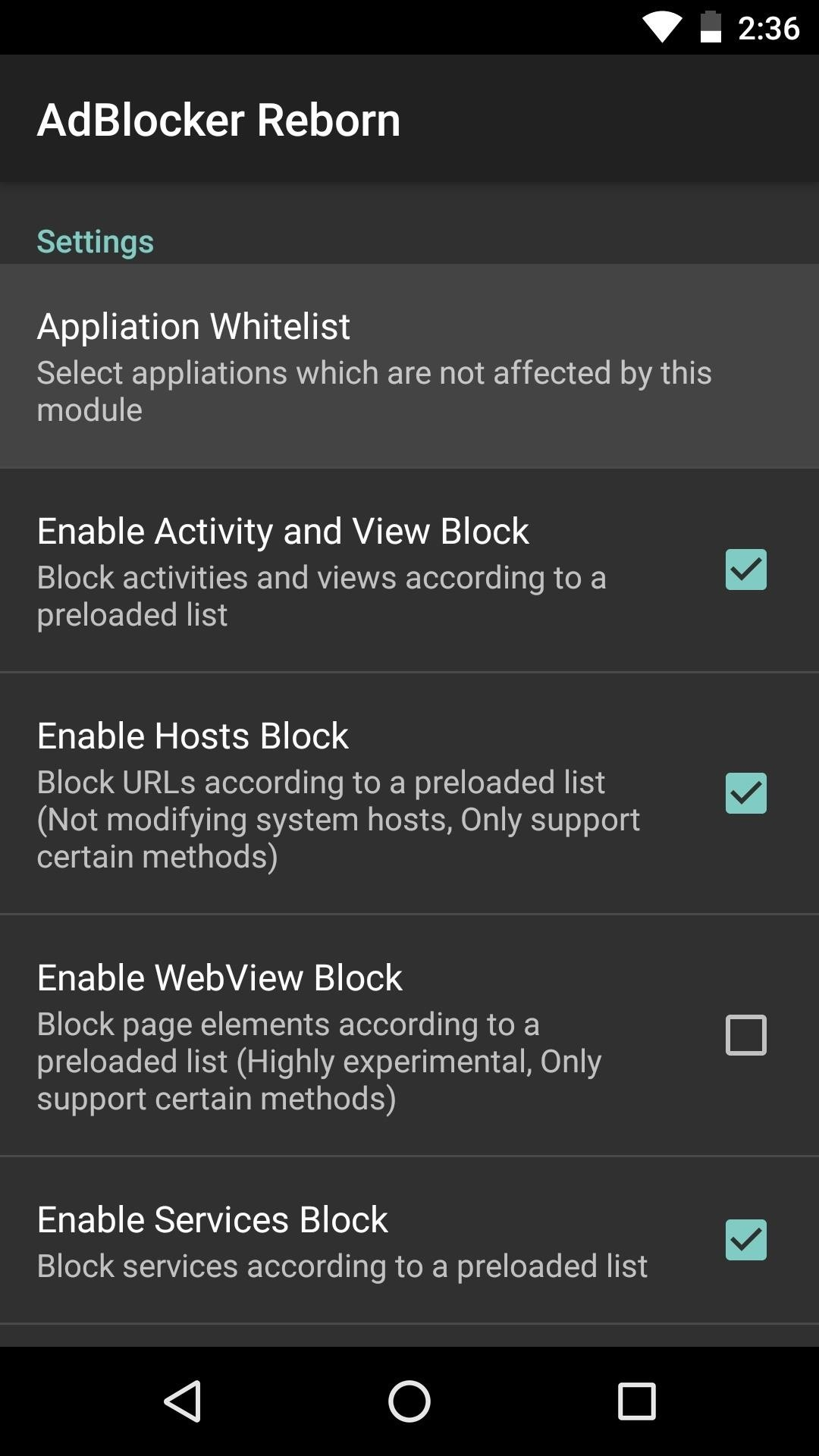 Get Better Ad Blocking with This Xposed Module & AdAway