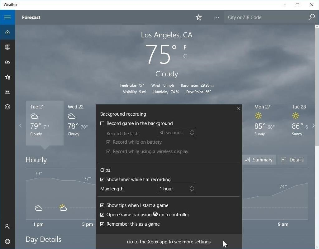 how to record screen on windows 10