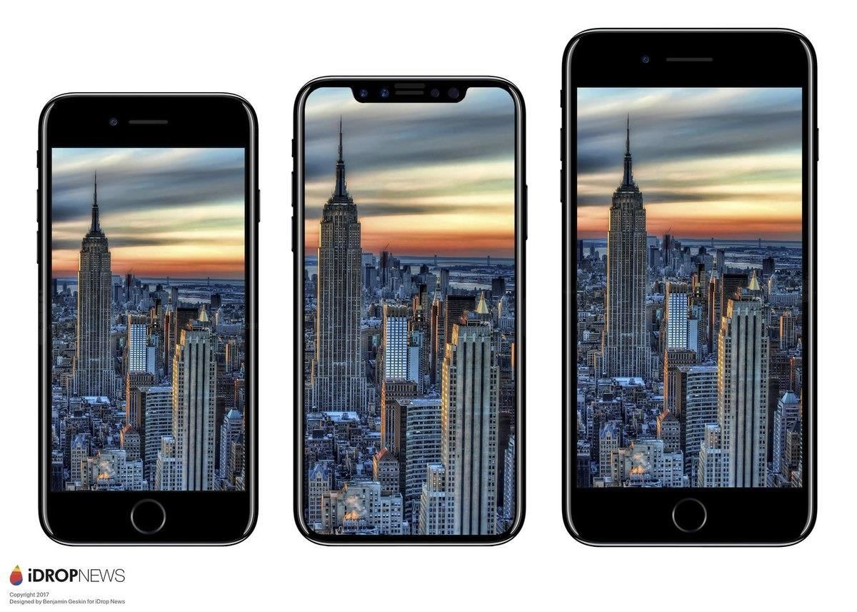 iPhone 8 Rumor Roundup — Here's the Latest on Apple's 10th Anniversary Smartphone