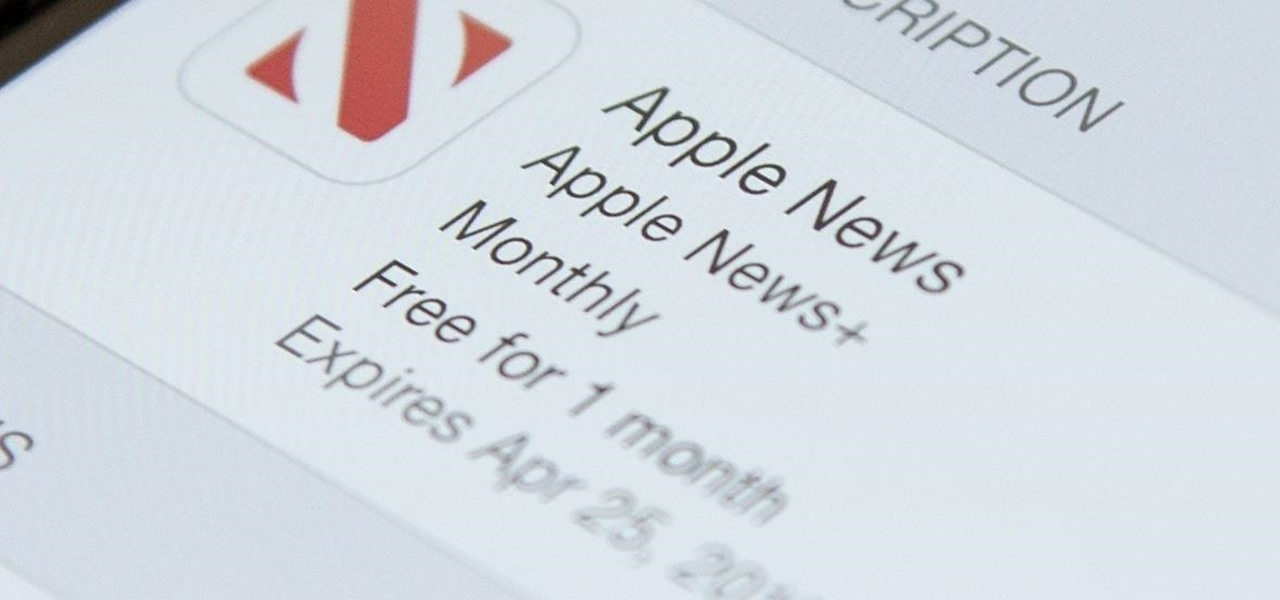 Cancel the Apple News+ Auto-Renewal Before Your Free Trial Ends