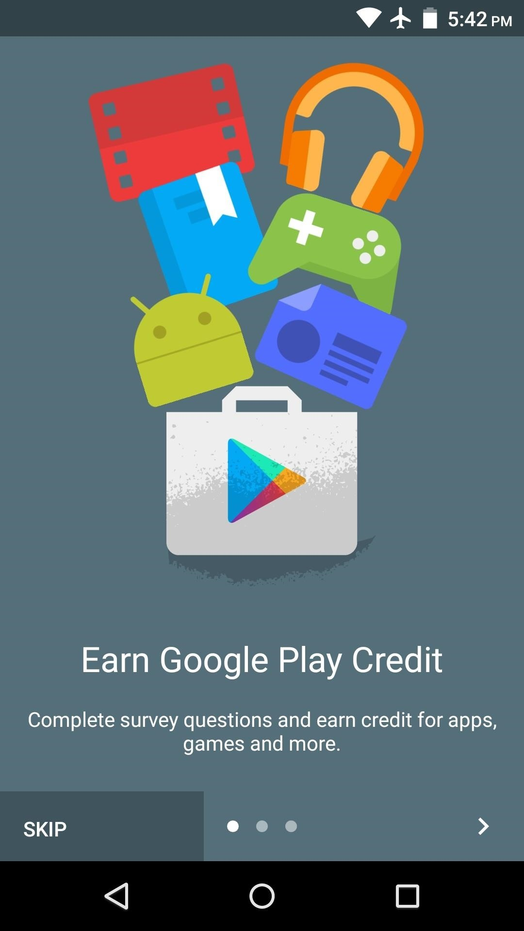 google play surveys how to earn free google play credits on android by filling 6055