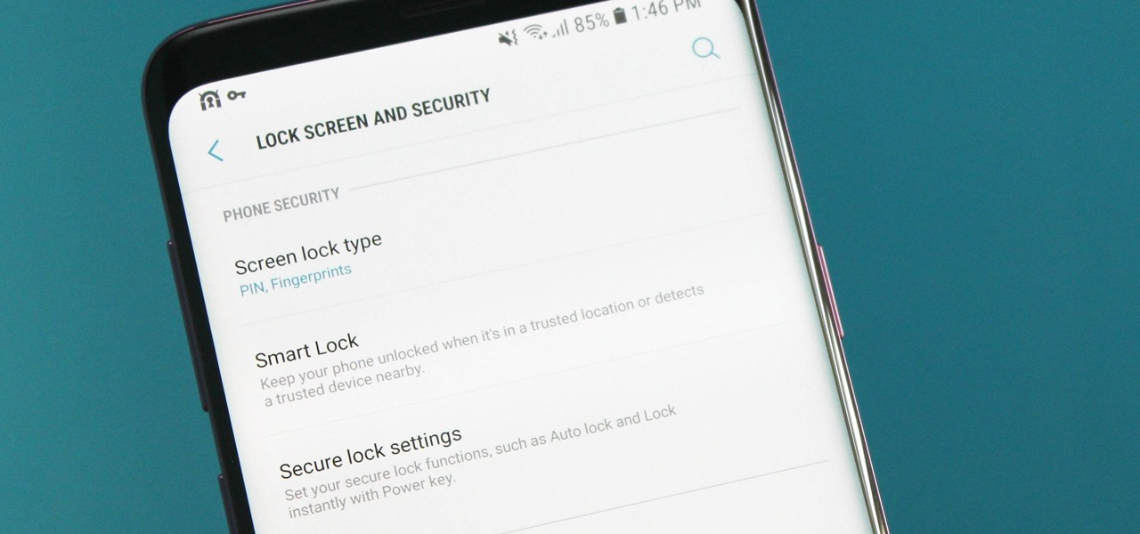 Everything You Need to Disable on Your Galaxy S9 for Privacy