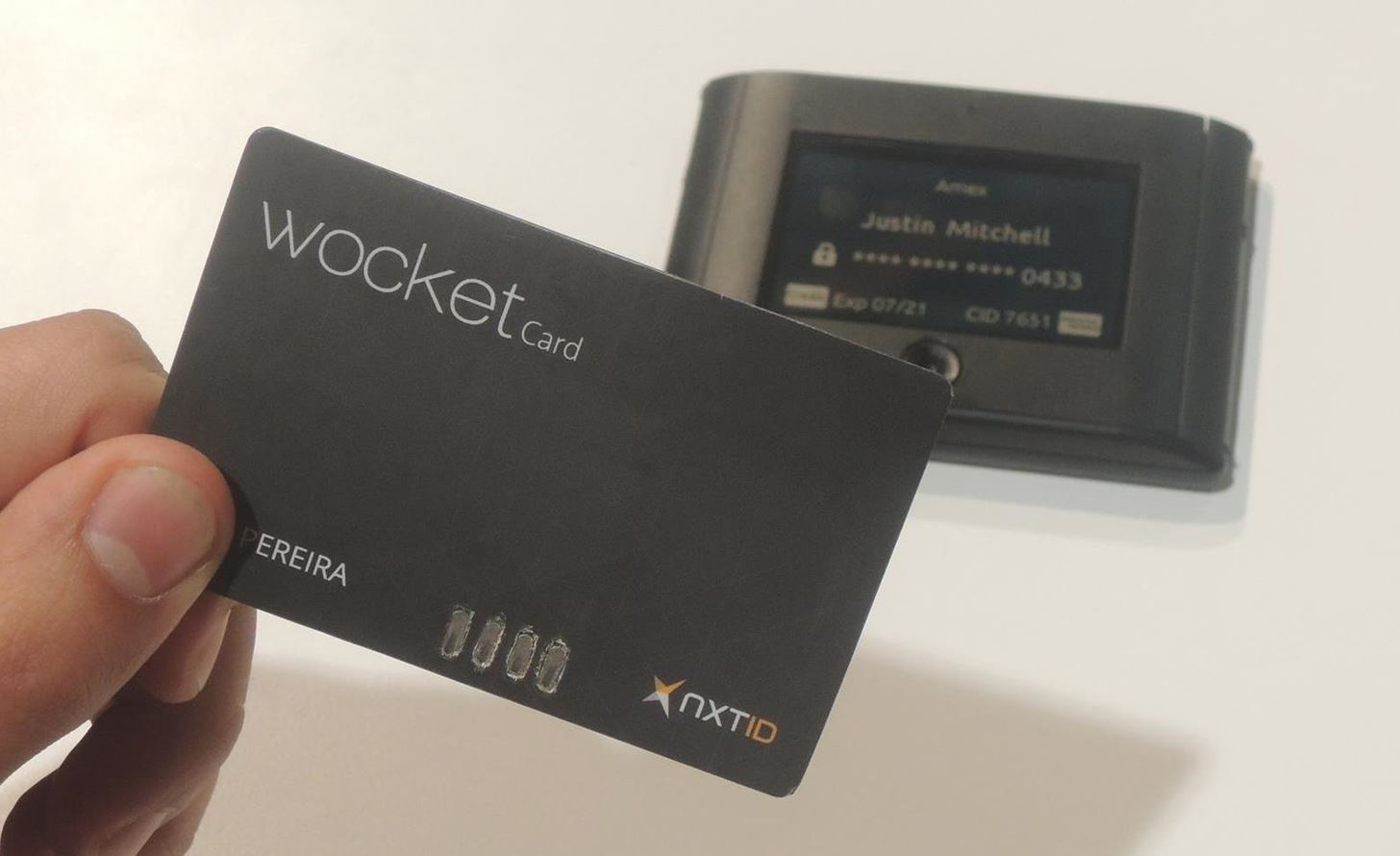 CES 2015: Wocket Digitizes All the Cards in Your Wallet into One Single, Secure Card