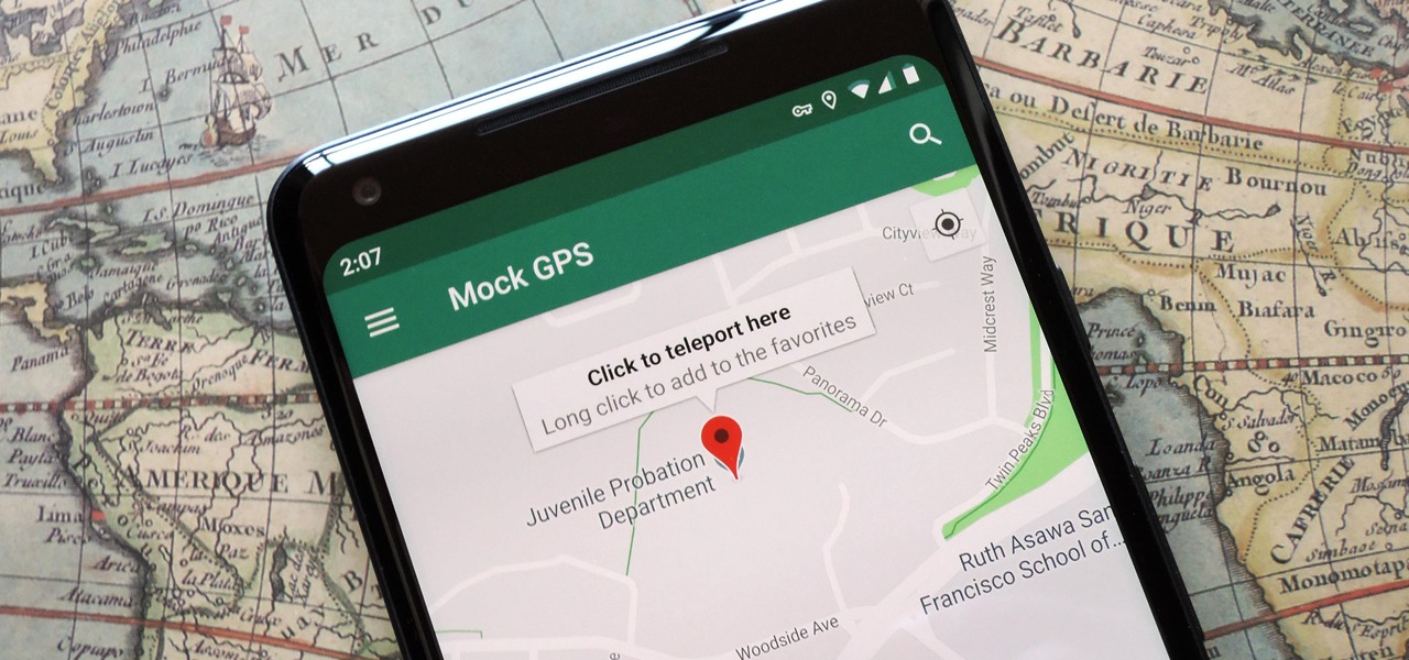 Fake Your Location if Your Parents Installed a GPS Tracker on Your Android Phone
