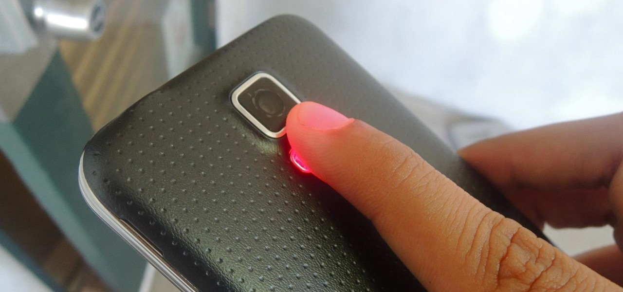 Monitor Your Stress Levels Using Your Samsung Galaxy S5