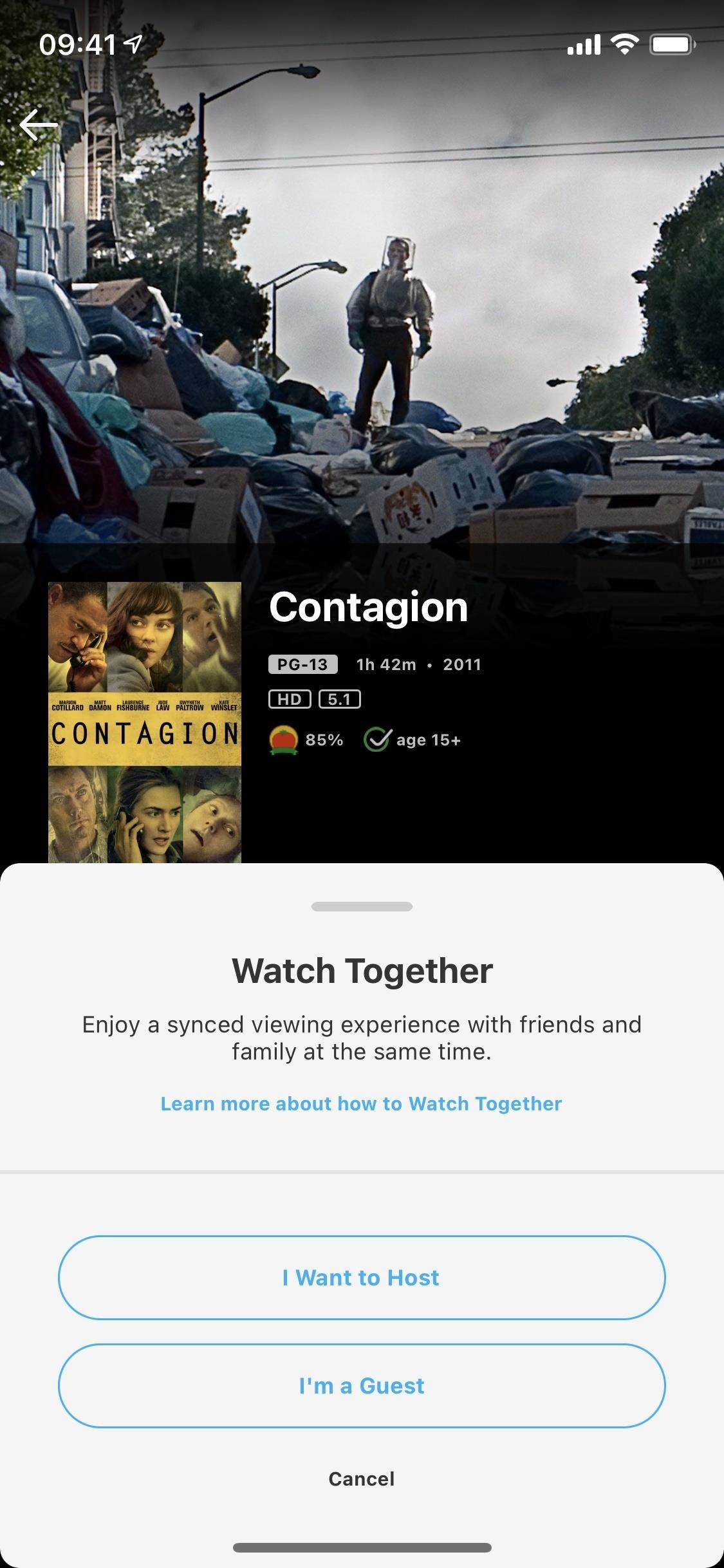 Watch Films Remotely with Family & Friends at the Same Time Using Movies Anywhere's Watch Together Rooms