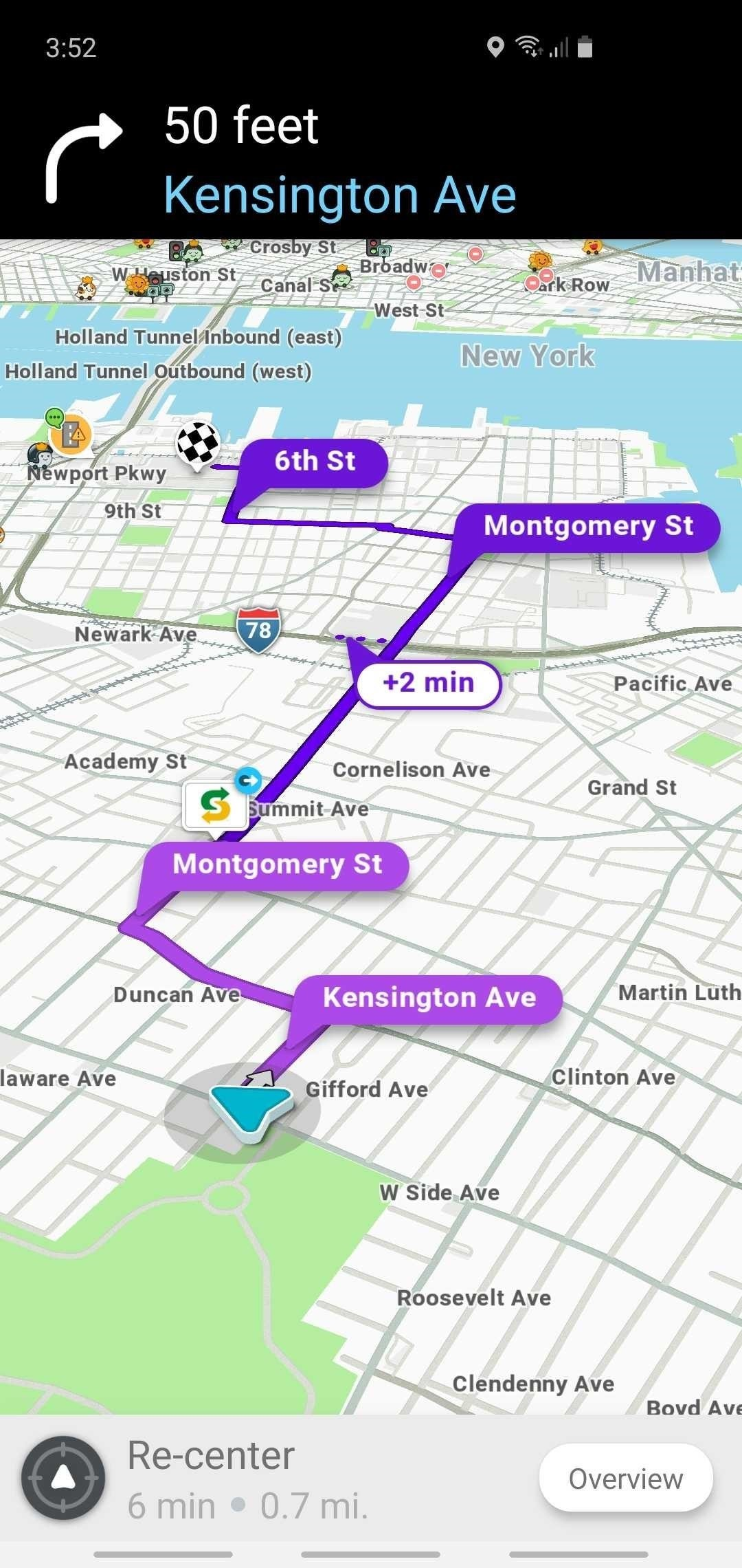 Use Waze's Stop Stop to Save Time and Money on Road Trips