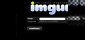Use imgur for easy photo-hosting