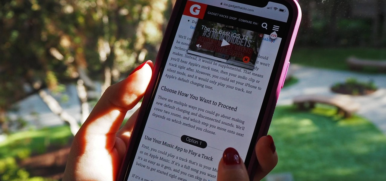 Scroll Hands-Free Through Long Webpages on Your iPhone to Read Articles at the Perfect Pace