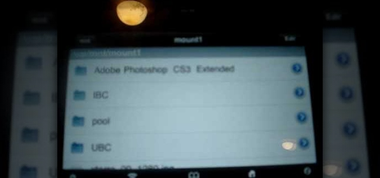 How to Connect a USB flash drive to a jailbroken Apple iPad