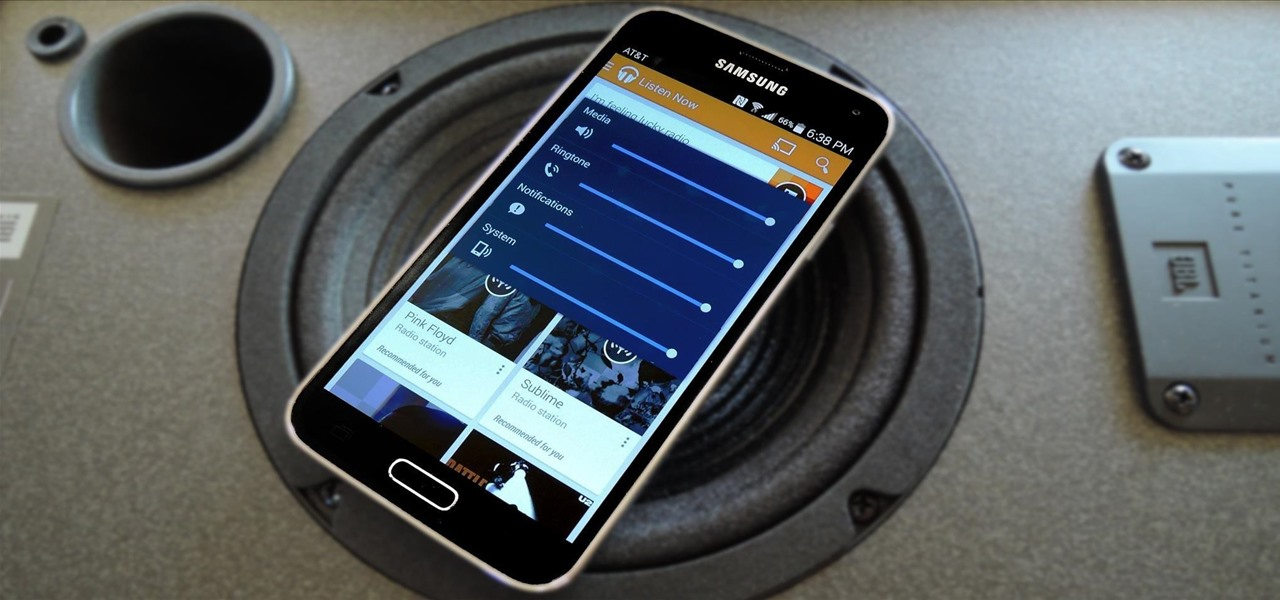 Increase Headphones & Speaker Volumes on Your Samsung Galaxy S5