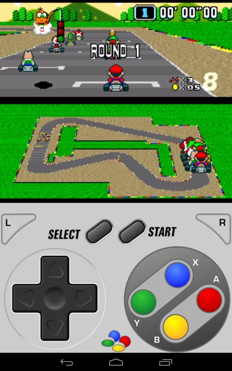 How to Play Your Favorite Super Nintendo (SNES) Games on Your Nexus 7 Tablet