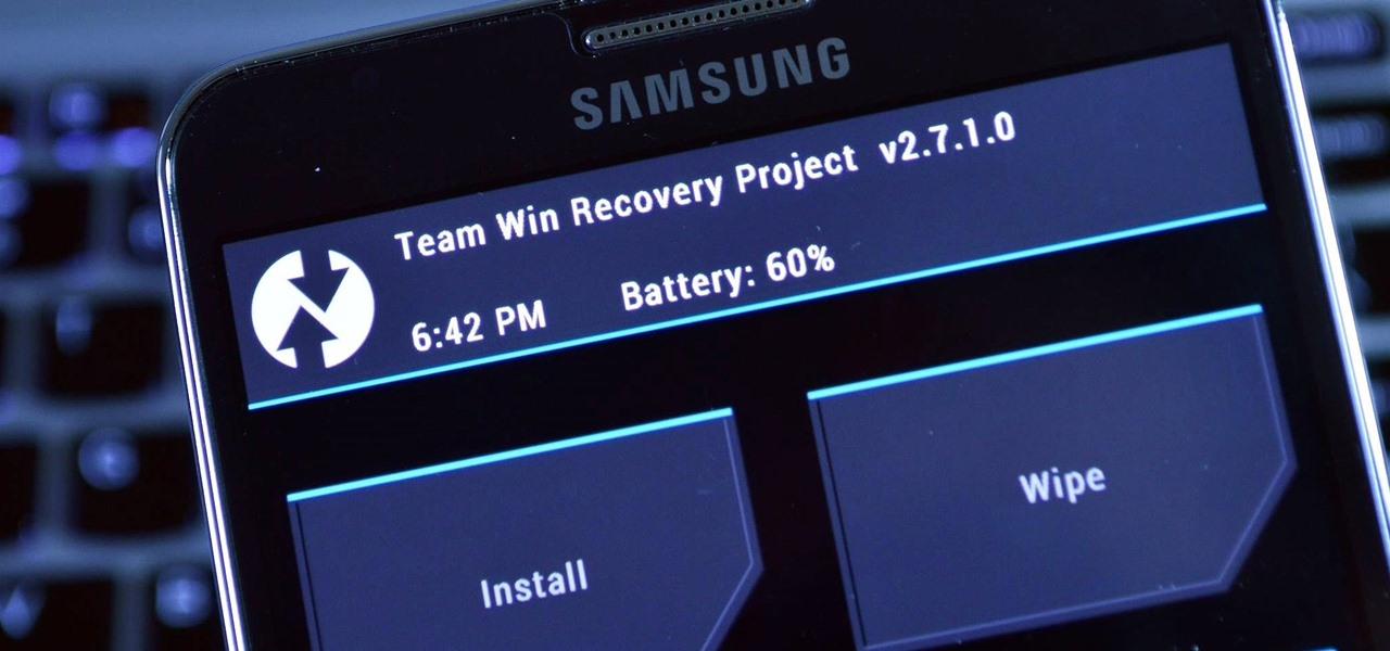 Install TWRP Recovery on Your Samsung Galaxy Note 3 (Sprint or T-Mobile)