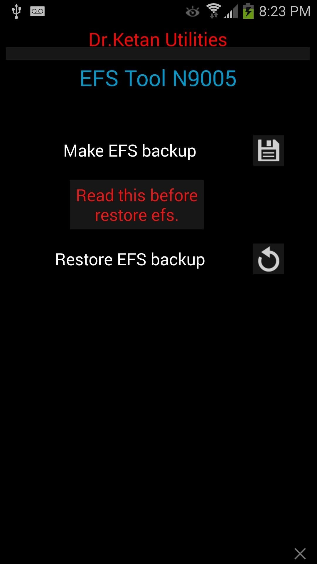 Important: Back Up Your Galaxy Note 3's EFS & IMEI Data for Emergency Restores