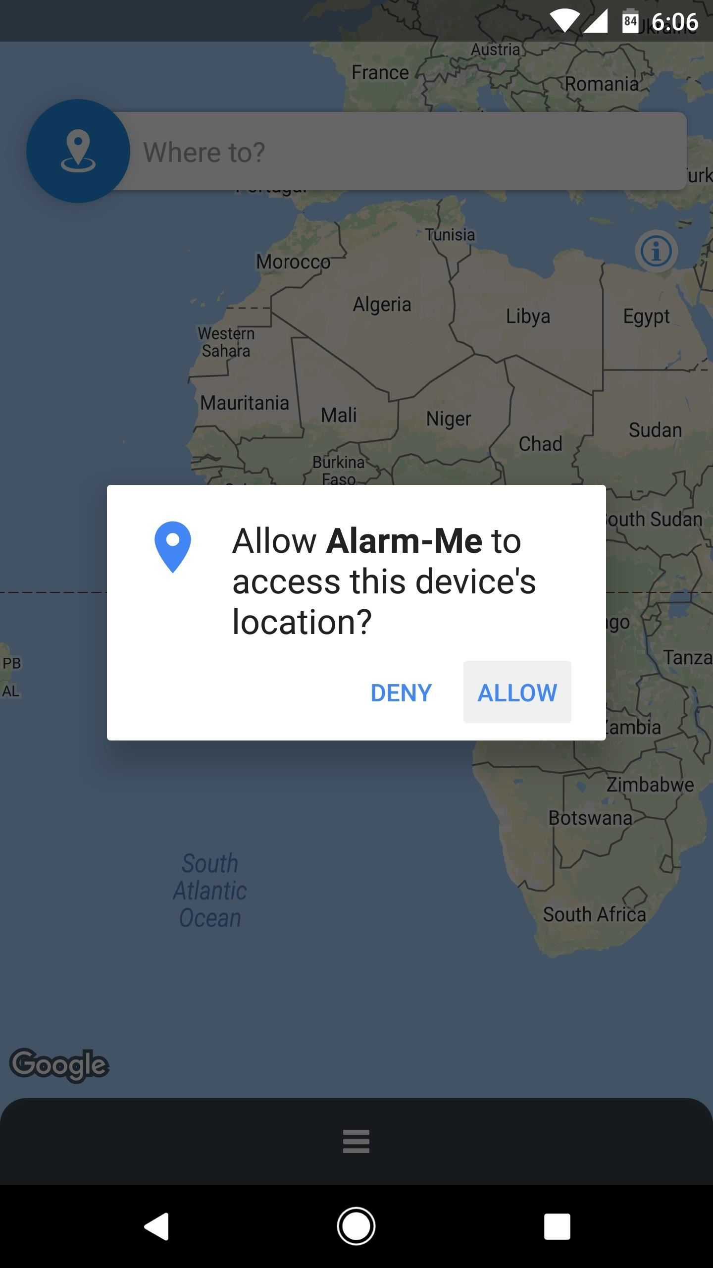 Set Up Location Alarms on Android That Wake You When You Reach Your Destination