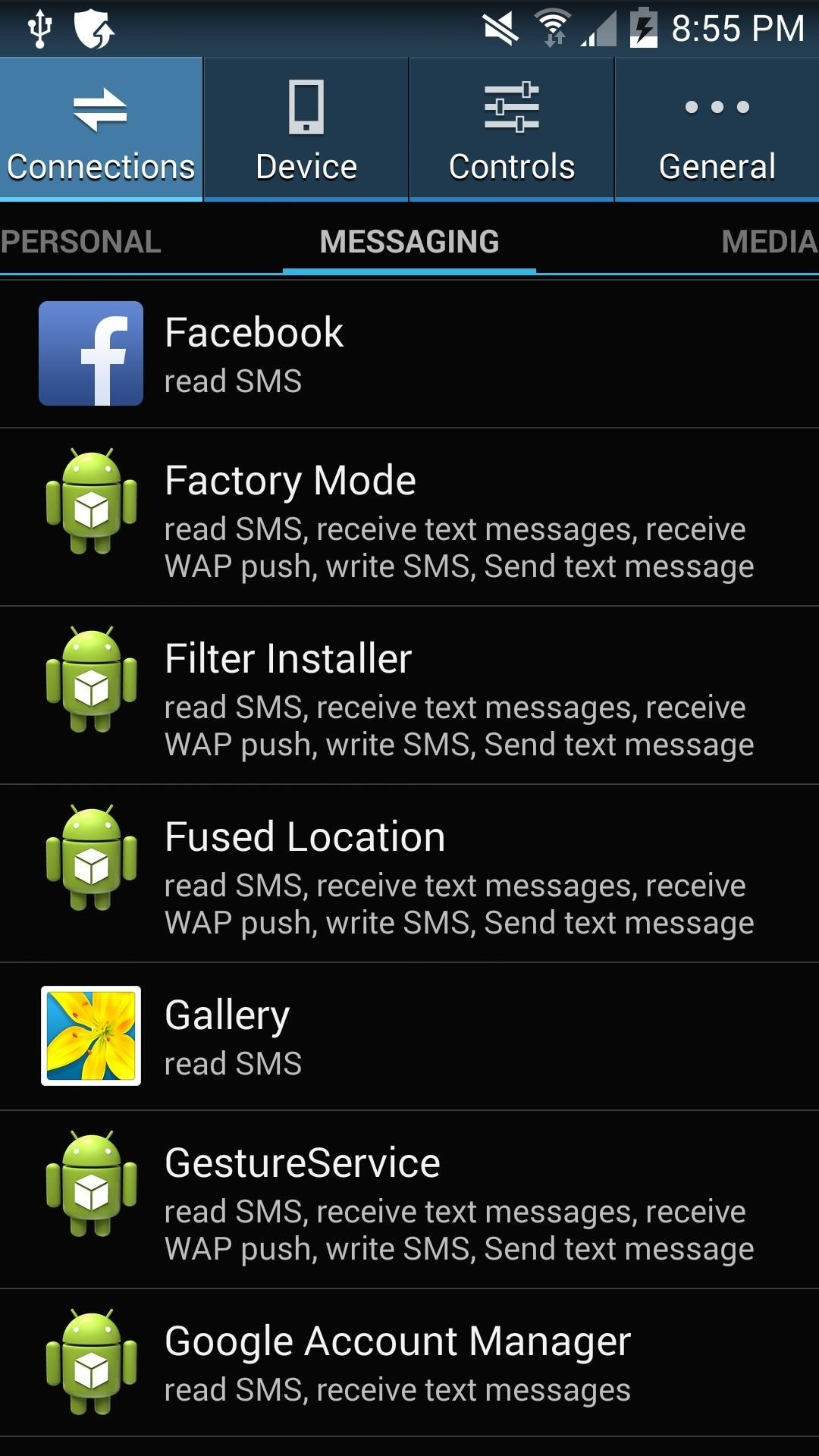 How to Lock Down Facebook App Permissions for More Privacy on Your Galaxy Note 3