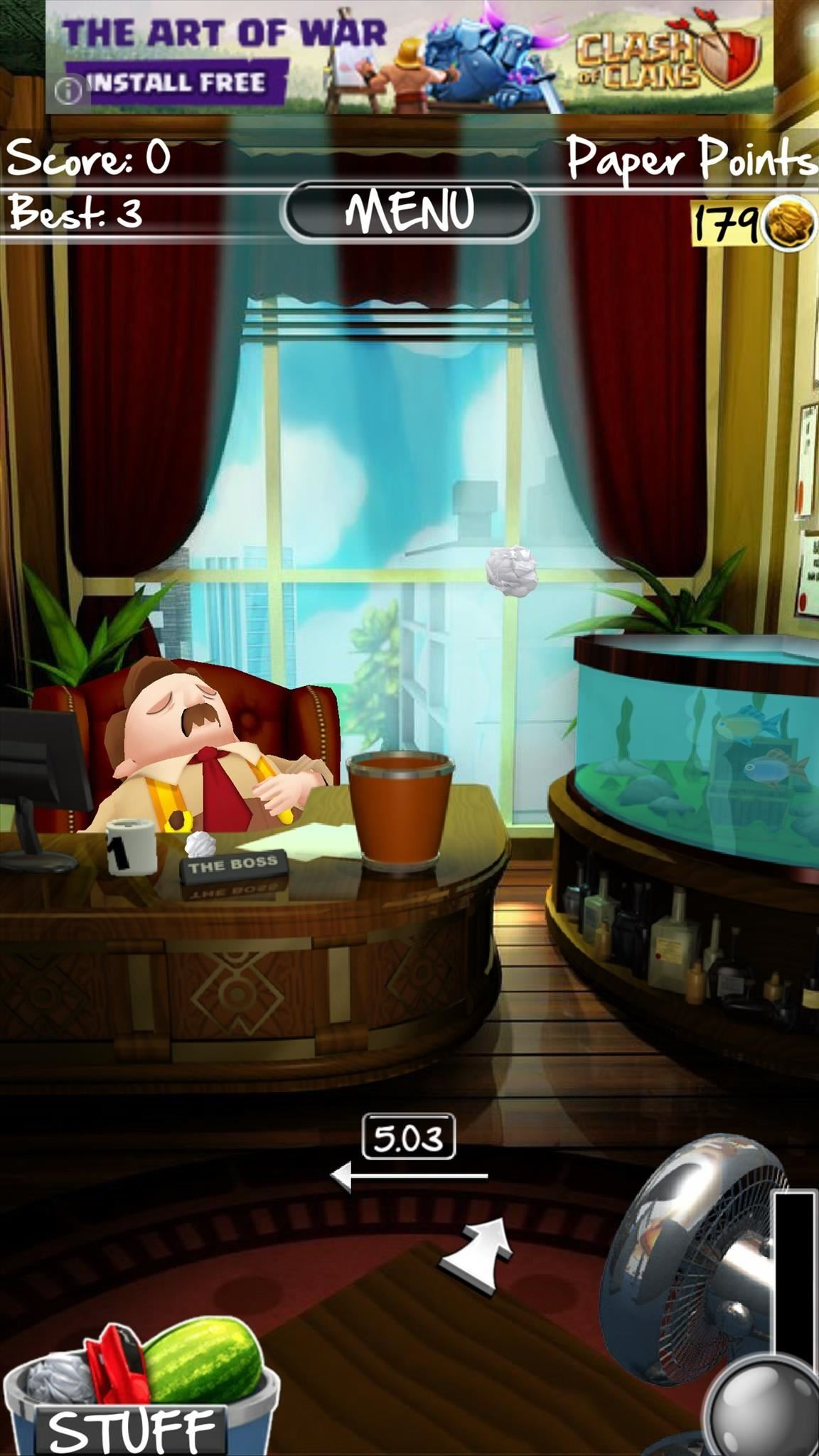 The 10 Best Games to Play on Android When You're Taking a Dump