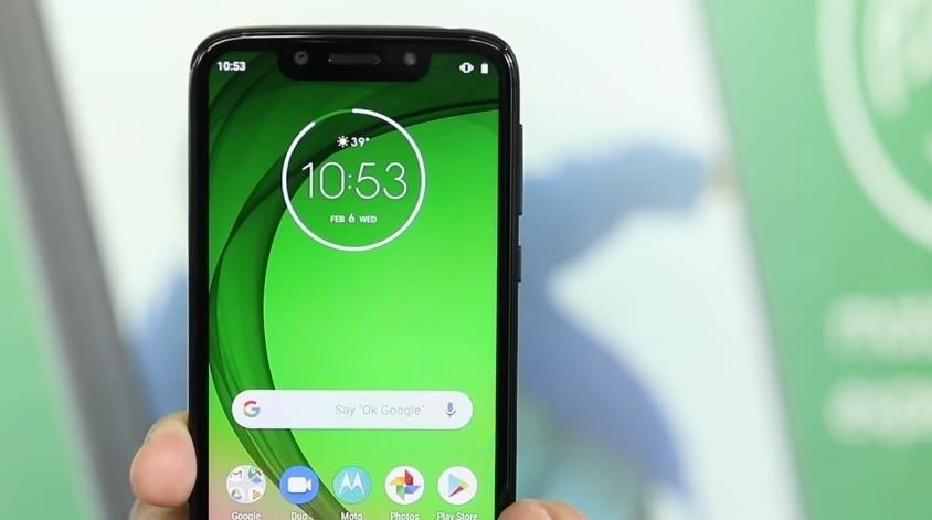 All There Is to Know About the Moto G7 Play