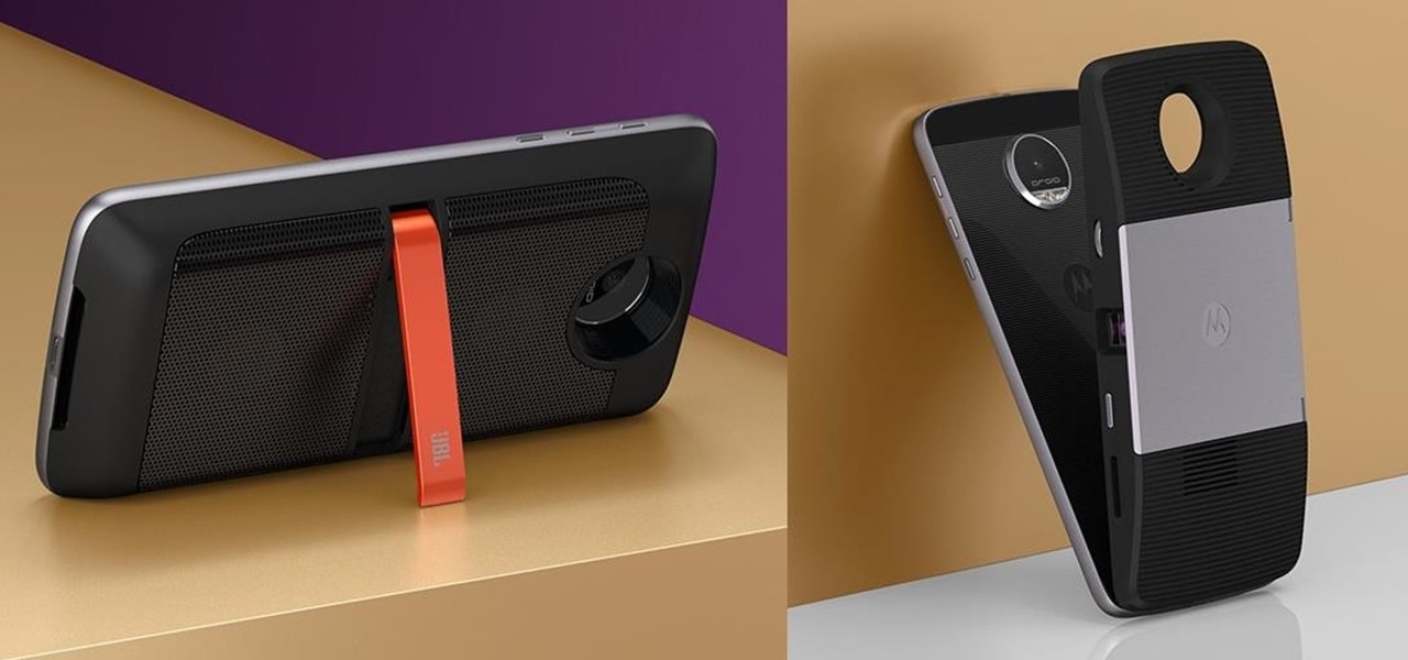 Motorola Has a New Way to Add Speakers, Battery Life, & Even a Projector to Your Phone