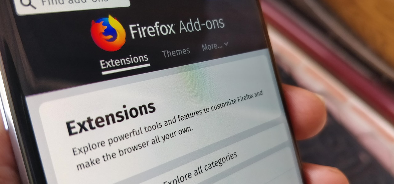 The 4 Best Firefox Mobile Extensions for Privacy & Security