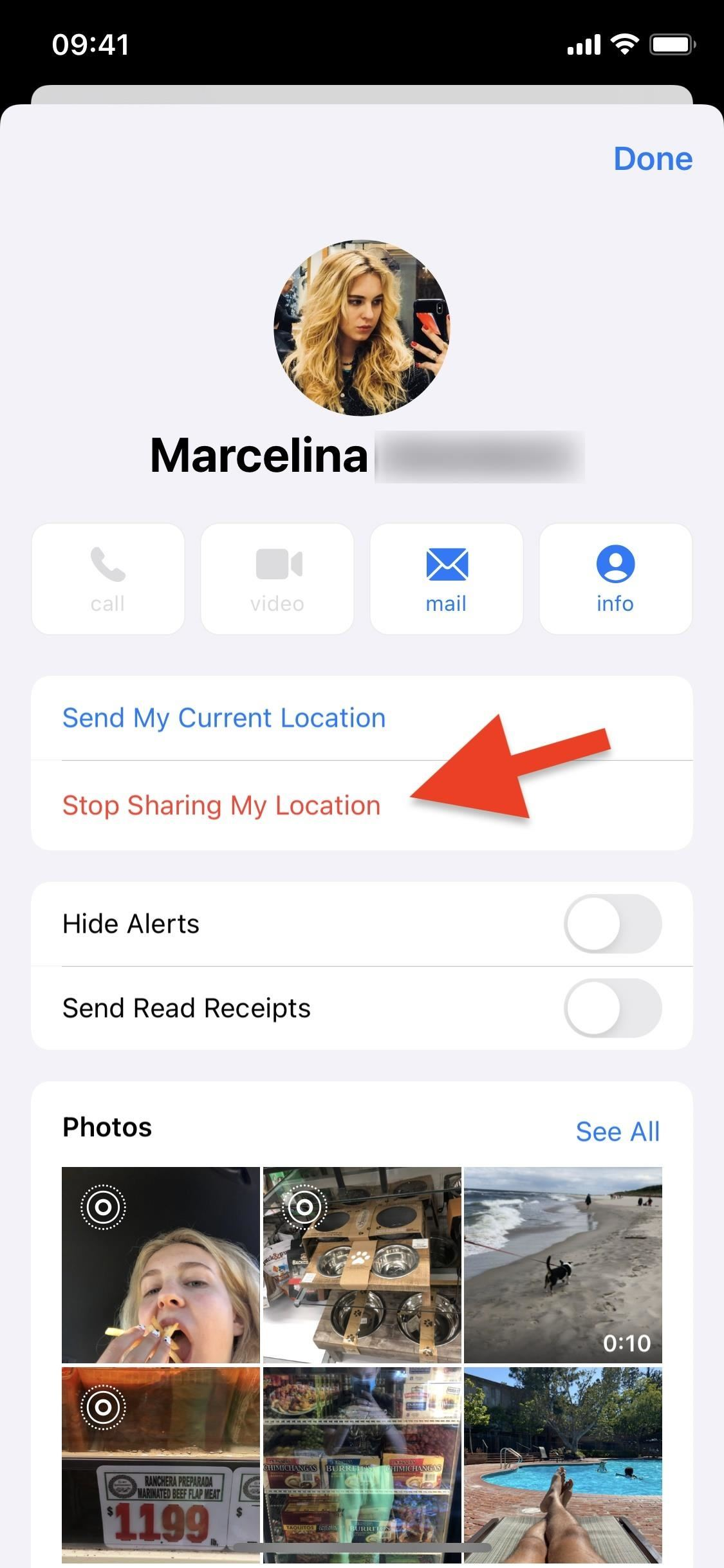 You May Be Sharing Your iPhone's Location with Other People — Here's How to Stop It