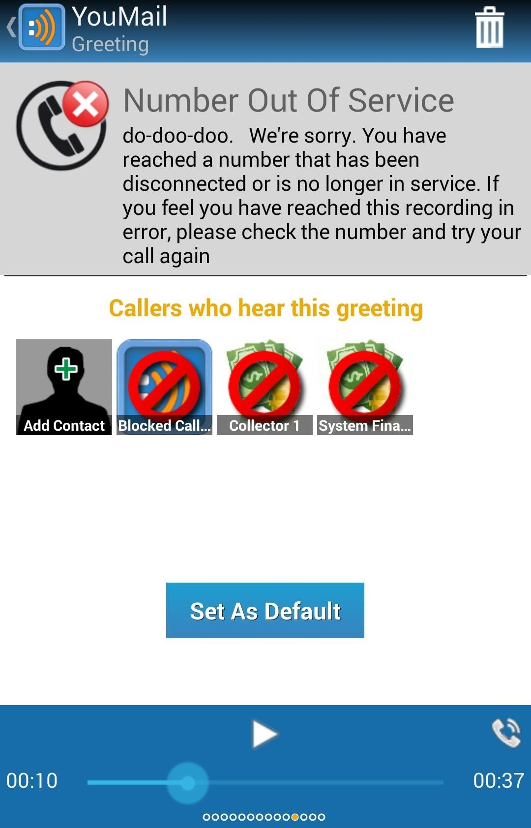 How to Give Your Friends Custom Voicemail Greetings & Unwanted Callers the Slip on Your Nexus 5