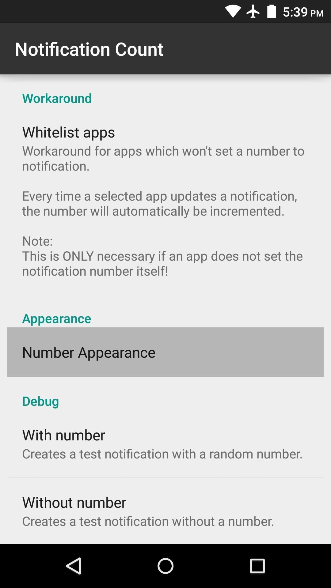 How to Add Notification Count Badges to the Status Bar on Android