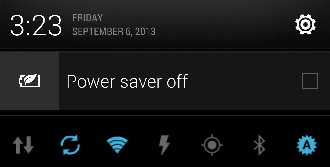 How to Add Quick Settings Toggles to the Notification Tray on Your HTC One