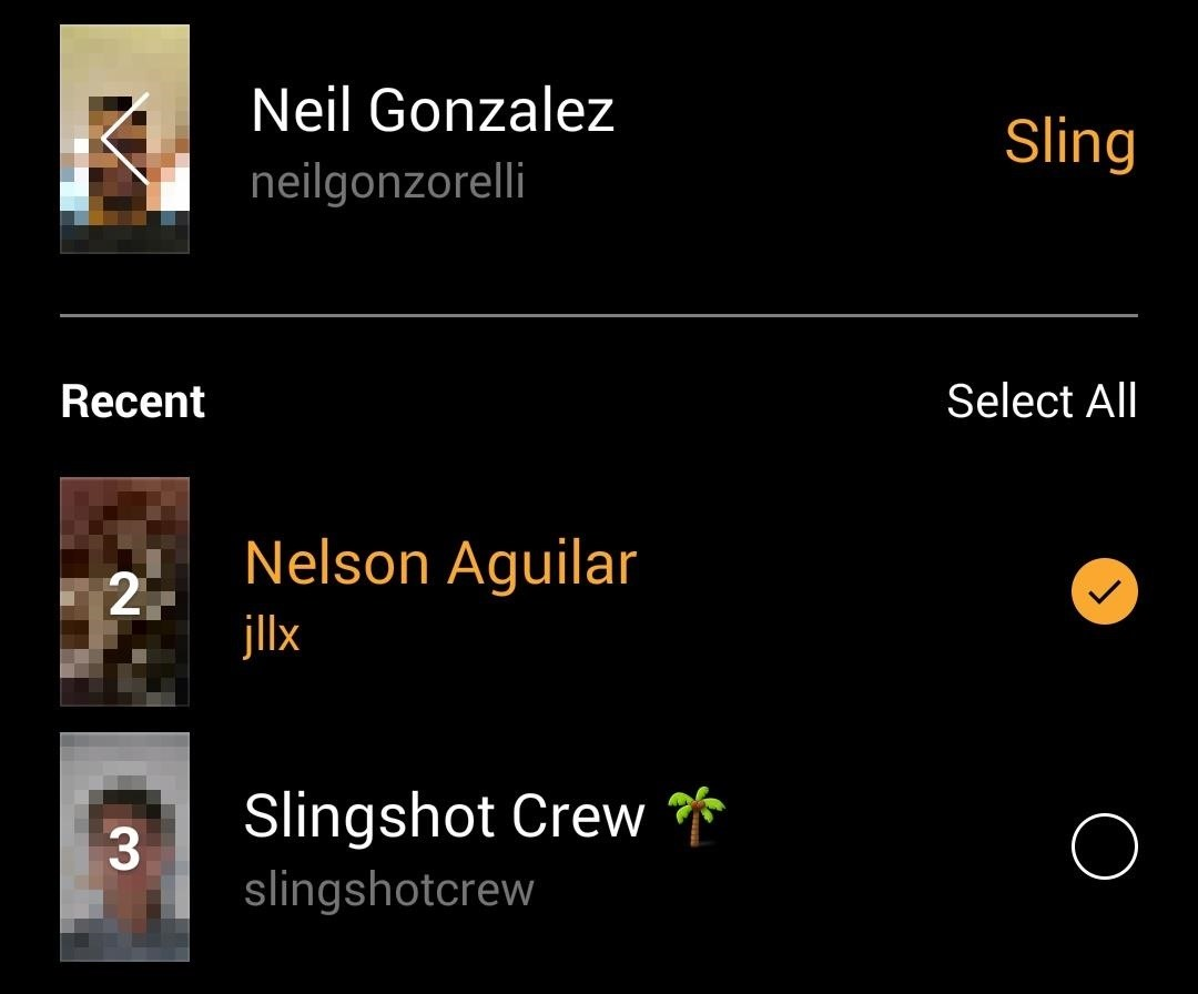 How to Use Slingshot, Facebook's New Snapchat Competitor