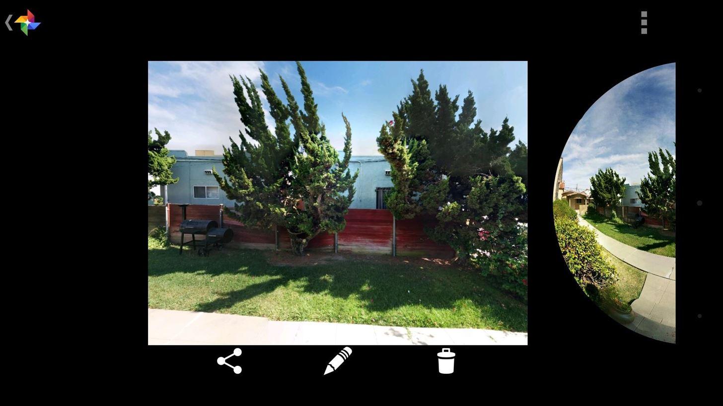 Google Camera Update Adds a Self-Timer, Fisheye Effect, 16:9 Photos, & More