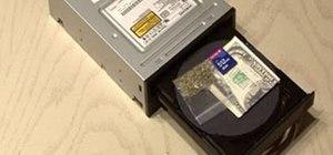 Make a DVD stash box
