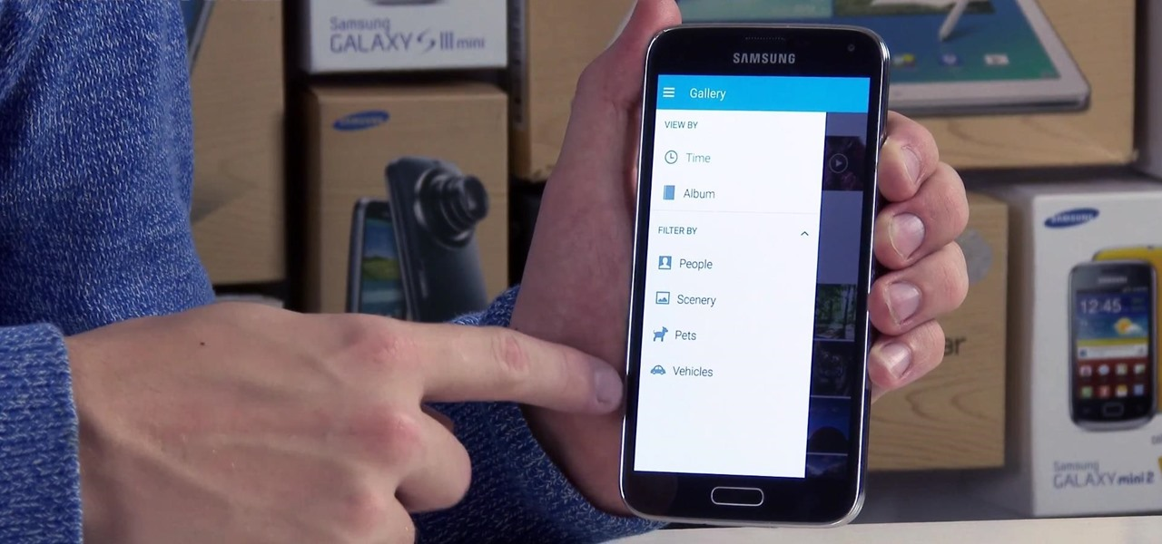 This Is What Android Lollipop Will Look Like on Samsung Galaxy Devices