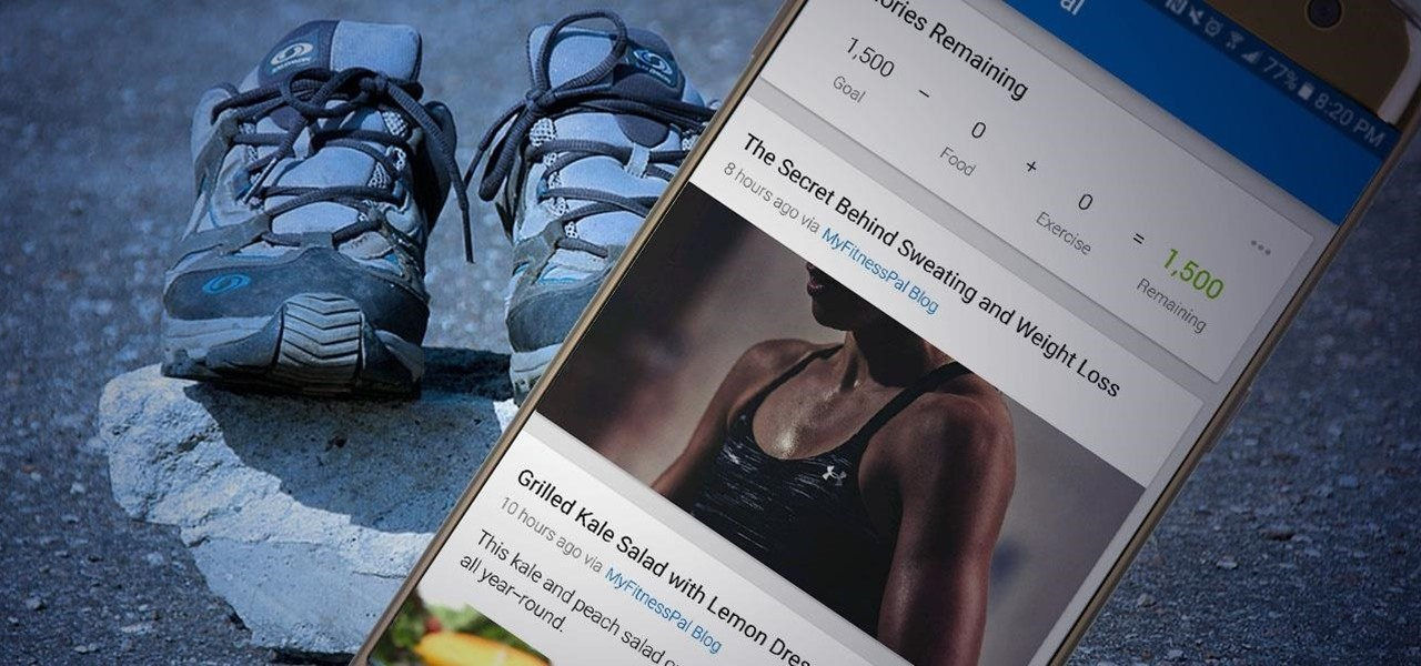 Turn Your Android Phone into the Ultimate Fitness Tracker