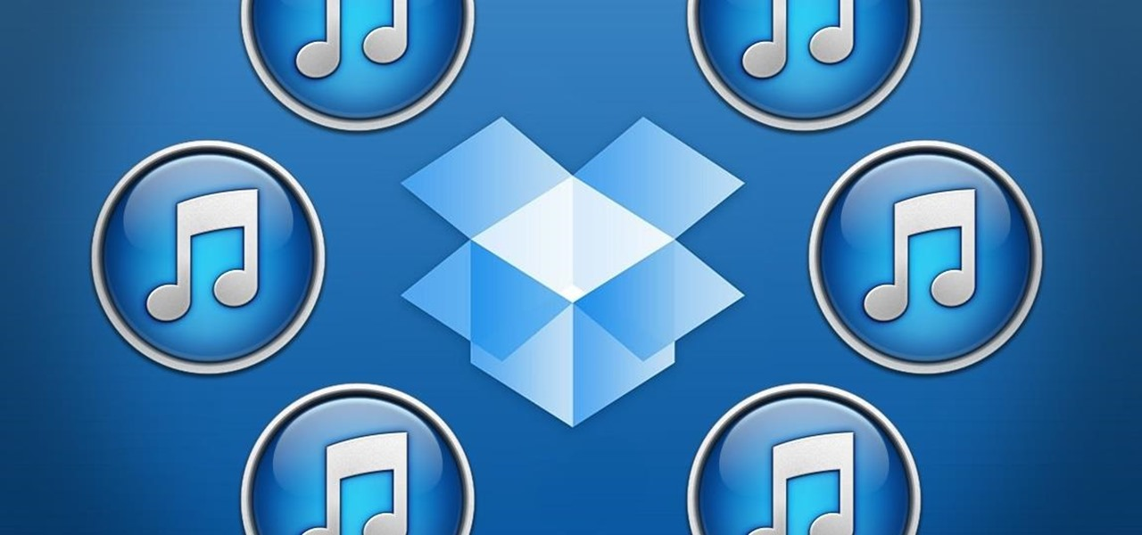 Sync Your iTunes Library with Several Computers Using Dropbox