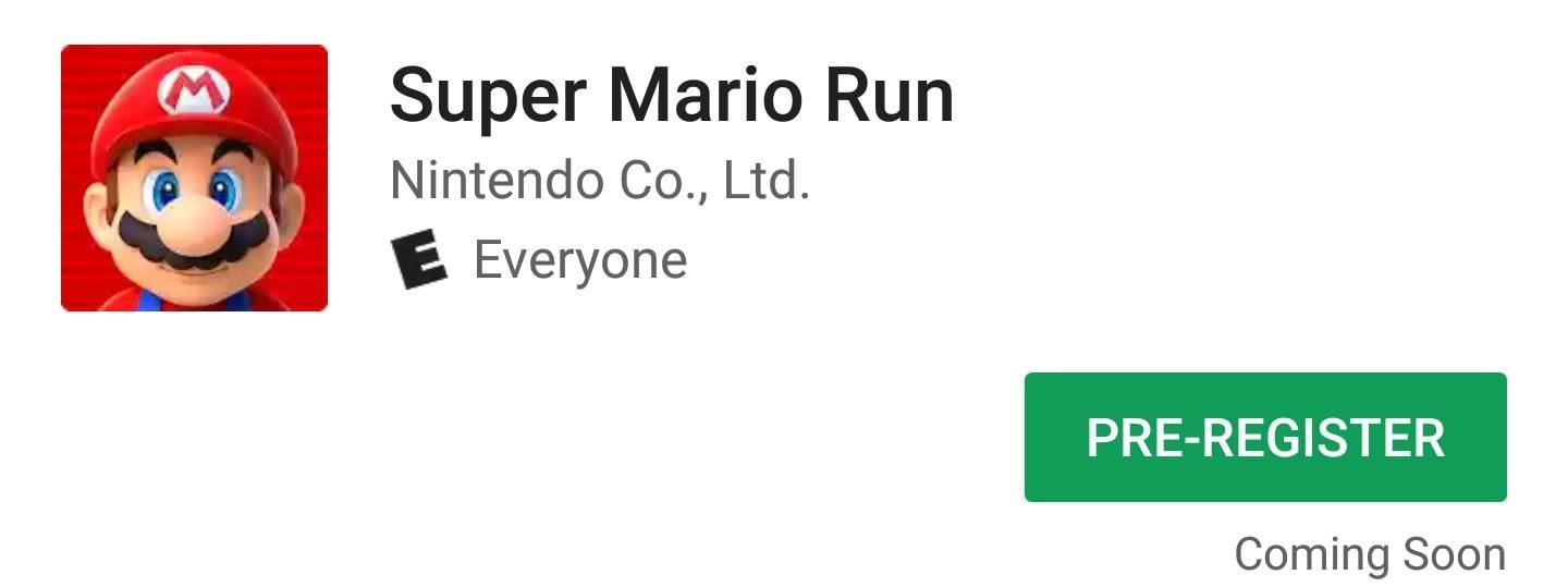 Android Malware Disguised as Super Mario Run Targets Your Bank Account
