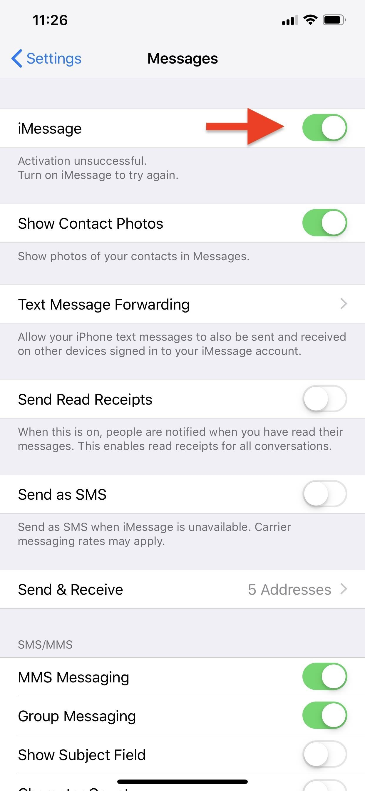 How to Fix the 'Number Changed to Primary' Bug on Your iPhone