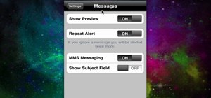 Enable MMS picture messaging on your unlocked iPhone