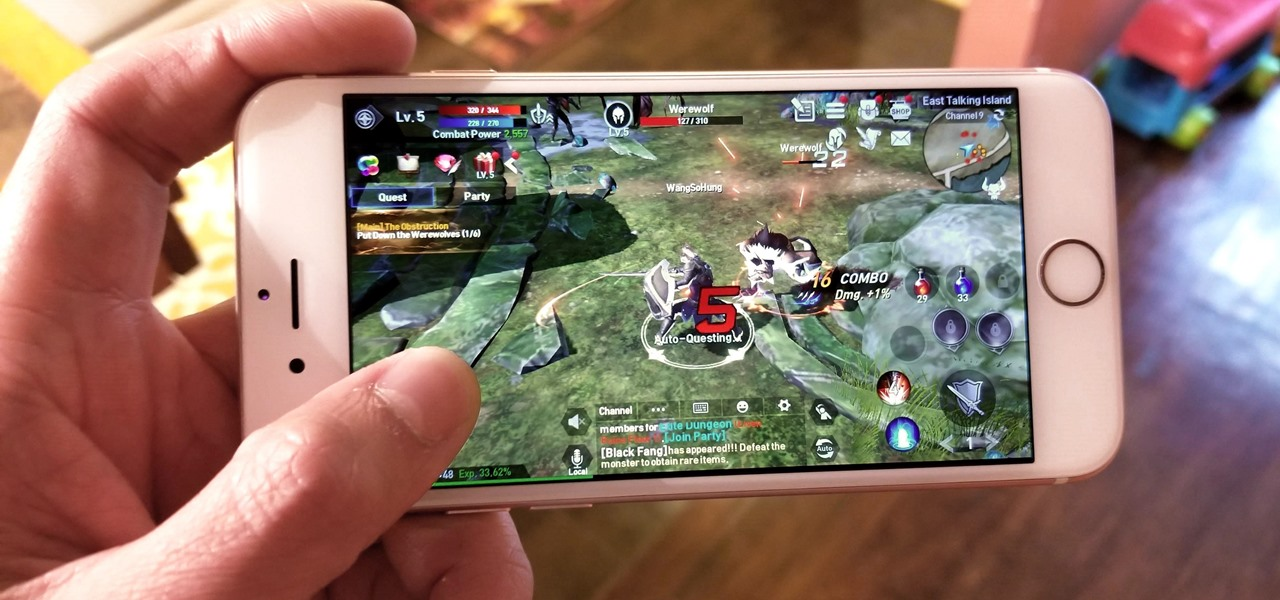 Play Netmarble's 'Lineage 2 Revolution' on Your iPhone Right Now