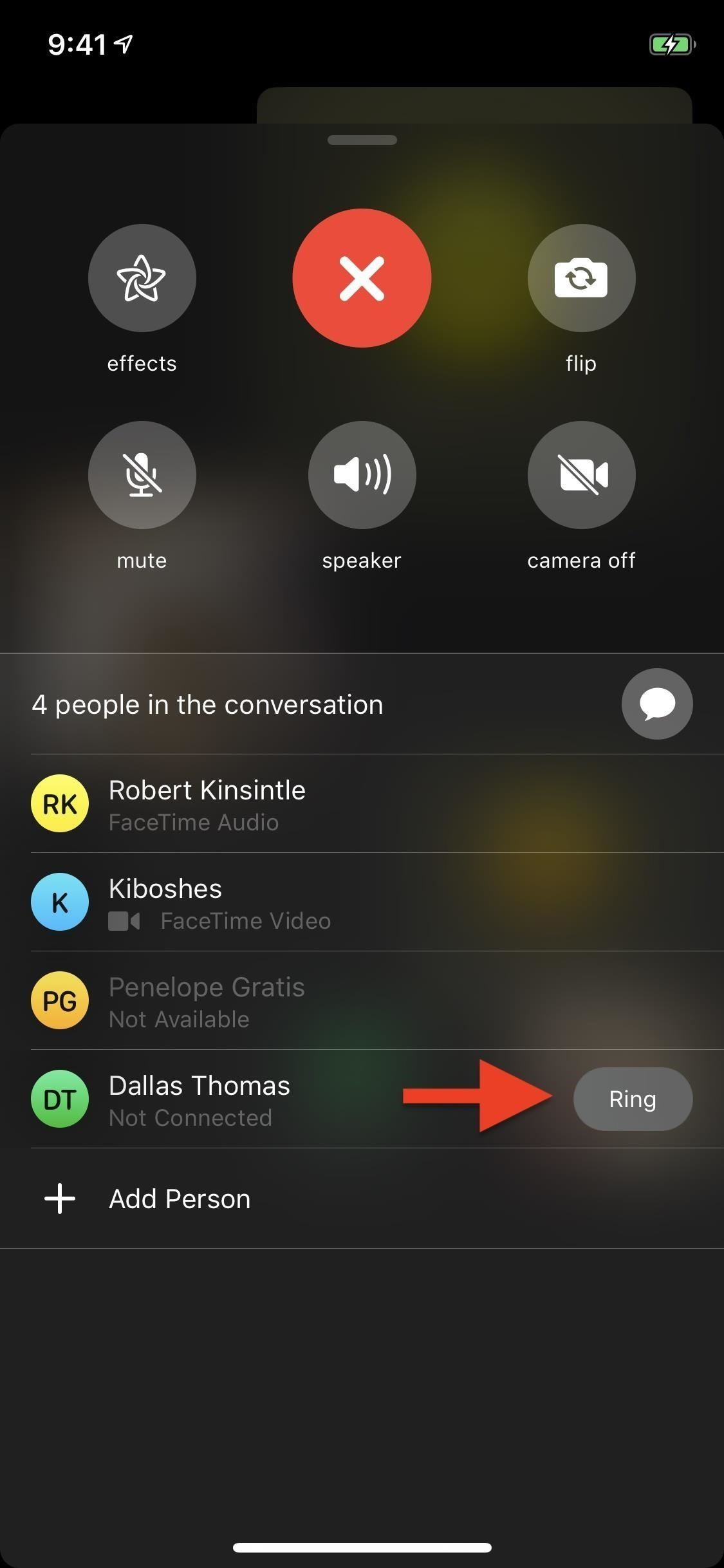 How to Use FaceTime's Group Chat on Your iPhone to Talk to More Than One Person at a Time