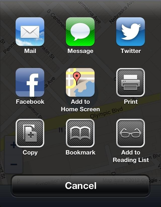 How to Reinstall the Google Maps App on iOS 6 (And Your New iPhone 5)
