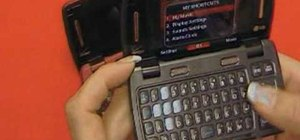 Use Easy Set Up & Set Up Wizard on your LG enV3