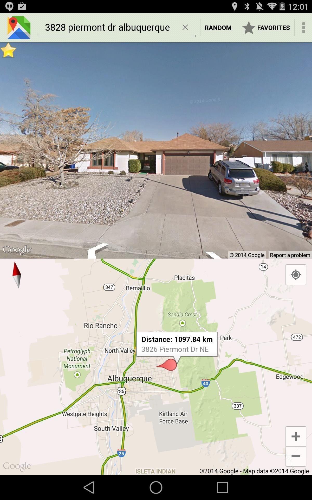 How to View Google Maps & Street View in Split-Screen Mode on ... Google Maps Albuquerque on microsoft albuquerque, zillow albuquerque, photography albuquerque, mapquest albuquerque, area code map albuquerque, paradise hills albuquerque,