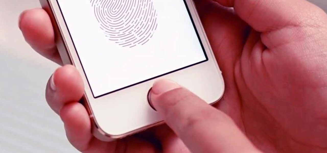 Make the Touch ID Fingerprint Sensor Work Perfectly on Your
