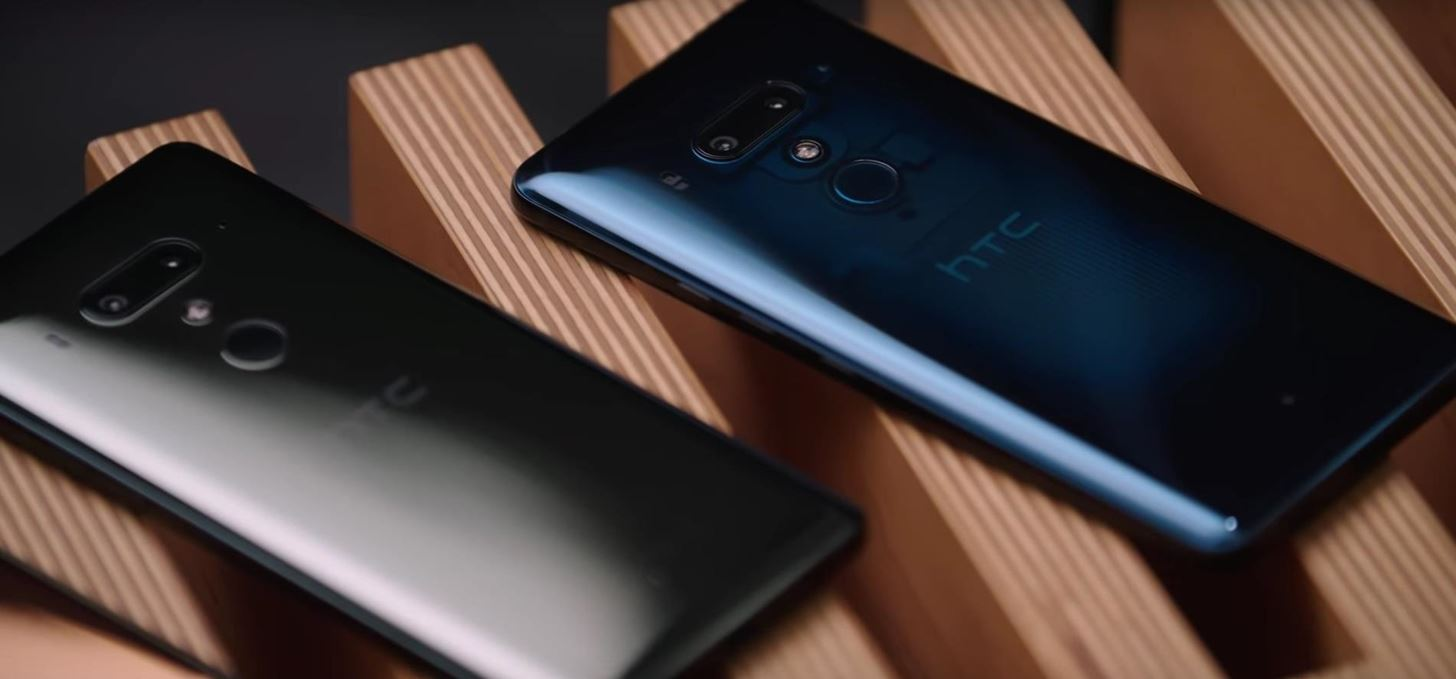 A Return to Glory? HTC Releases the U12+ with 4 Cameras, Edge-to-Edge Display & Edge Sense 2
