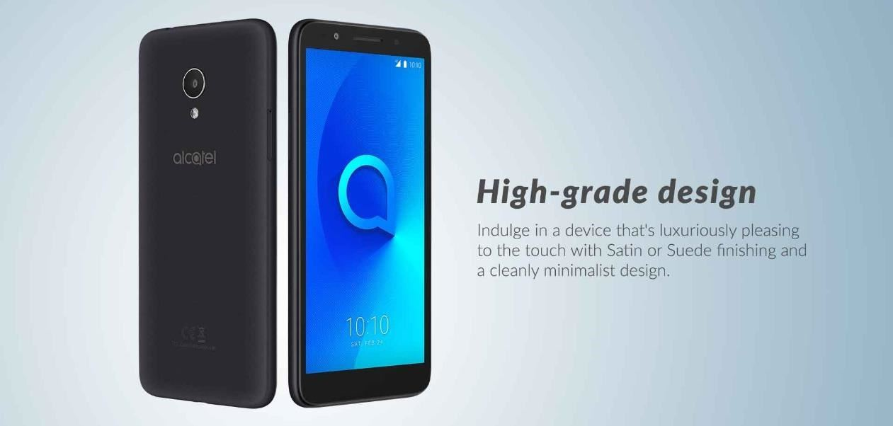 The Alcatel 1X Is Bringing Android Go & Solid Specs to the US