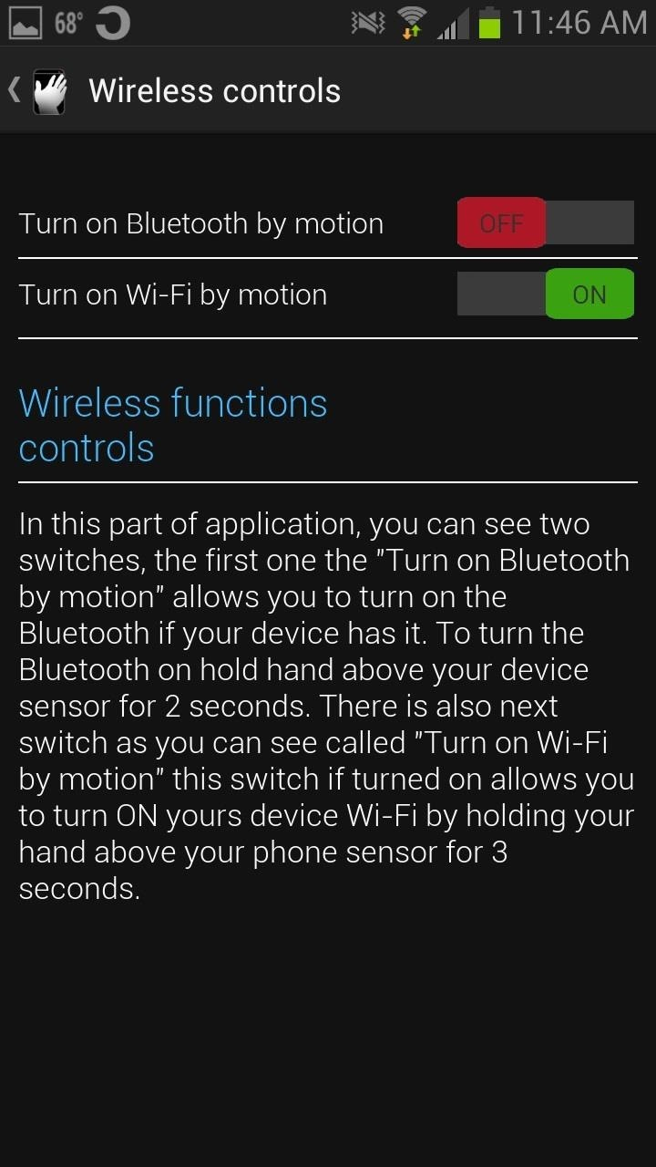 Who Needs a Galaxy S4? This Mod Lets You Control Your Samsung Galaxy S3 with Air Gestures (No Root Required)