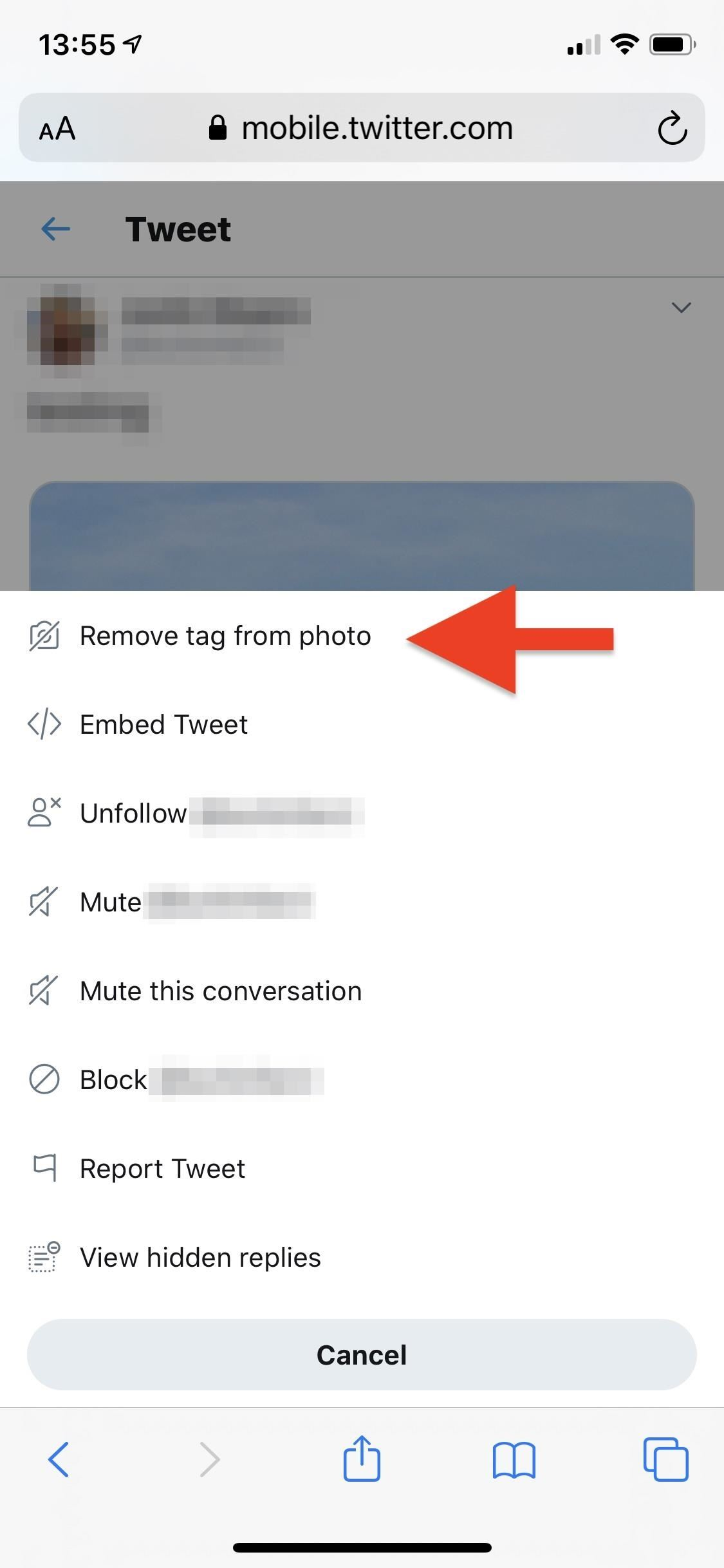 Remove & Disable Photo Tags on Twitter for Better Account Privacy