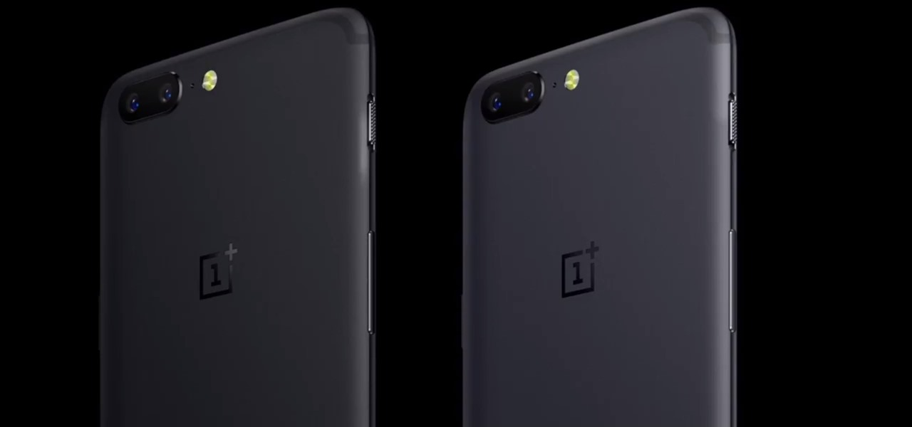 OnePlus 5 Revealed — 8 GB RAM, Snapdragon 835, Dual Cameras & More